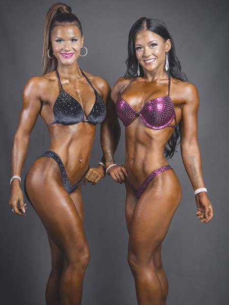 Sahara Beauty & Design Fitness-asut ja meikkipalvelut